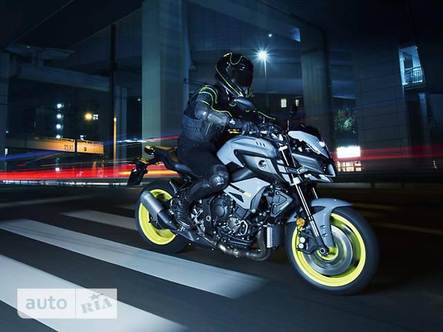 Yamaha MT 10 SP (DX)