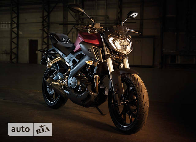 Yamaha MT 125A