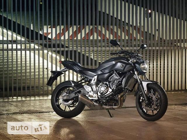 Yamaha MT 07 A