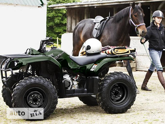 Yamaha Grizzly  350 4WD