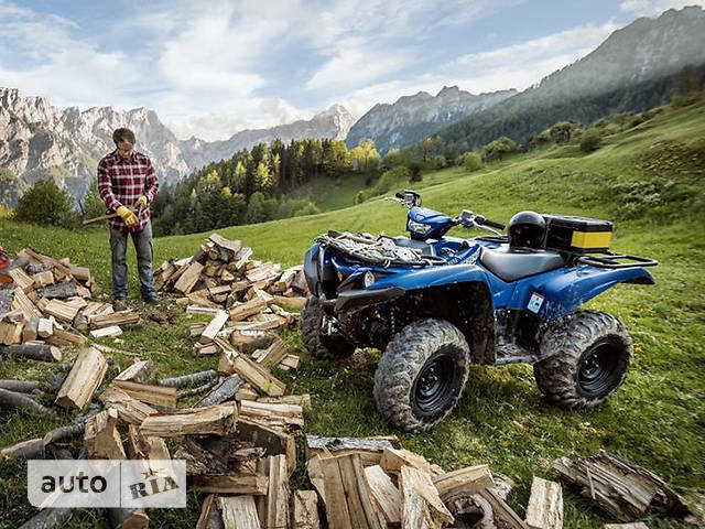 Yamaha Grizzly 700 EPS Camo