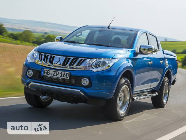 Mitsubishi L 200 New 2.4D AT (154 л.с.)  Intense