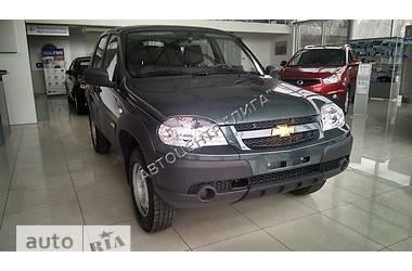 Chevrolet Niva 1.7 MT (80 л.с.) L 2017
