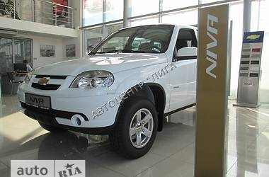 Chevrolet Niva 1.7 MT (80 л.с.) GL 2017