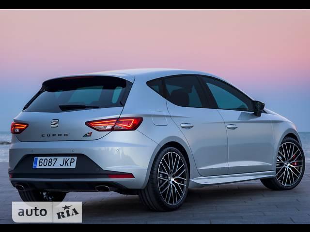 SEAT Leon 1.4 TSI АT (150 л.с.) Style