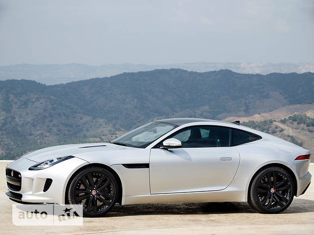 Jaguar F-Type 3.0 МТ (380 л.с.)