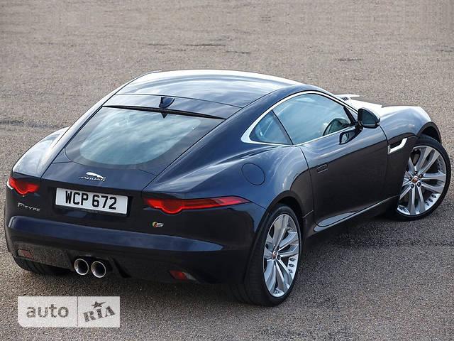 Jaguar F-Type 3.0 АТ (400 л.с.) Sport