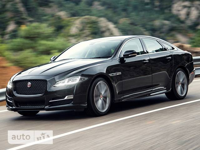 Jaguar XJ 2.0 AT SWB (240 л.с.) Luxury