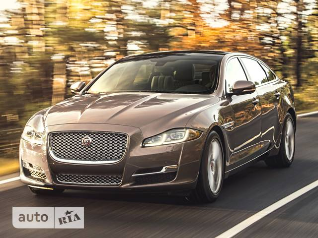 Jaguar XJ 3.0 AT (340 л.с.) SWB Portfolio
