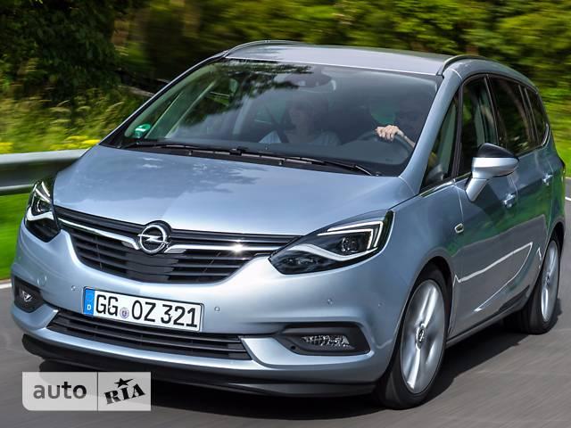 Opel Zafira 2.0D АТ (130 л.с.) Innovation