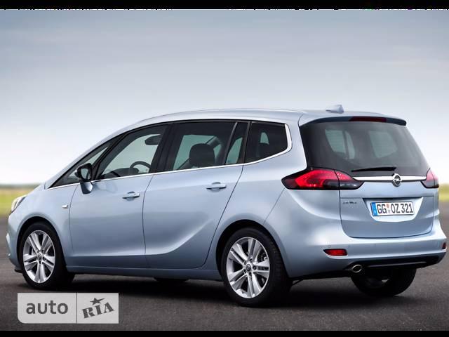 Opel Zafira 1.4 AT (140 л.с.) Edition