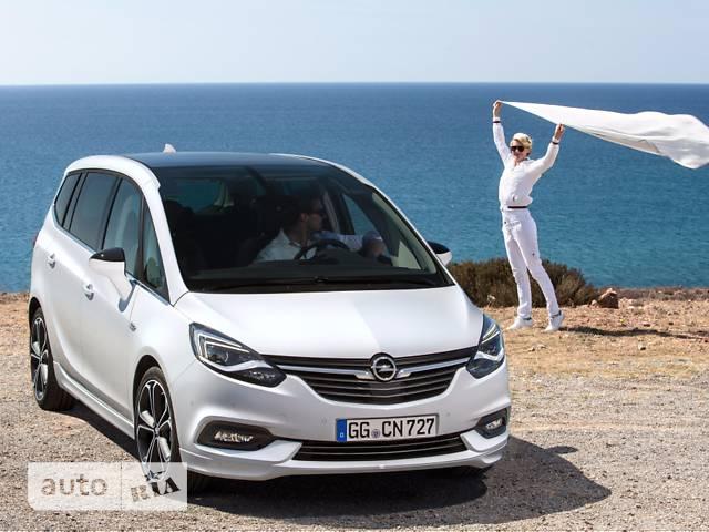 Opel Zafira 1.6 AT (170 л.с.) Edition