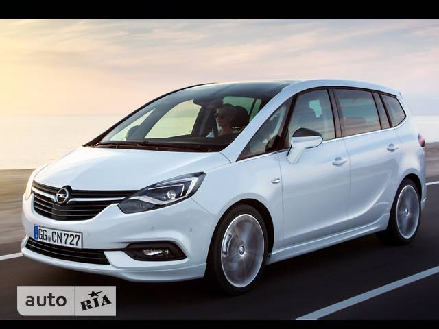Opel Zafira 2.0D АТ (130 л.с.) Edition