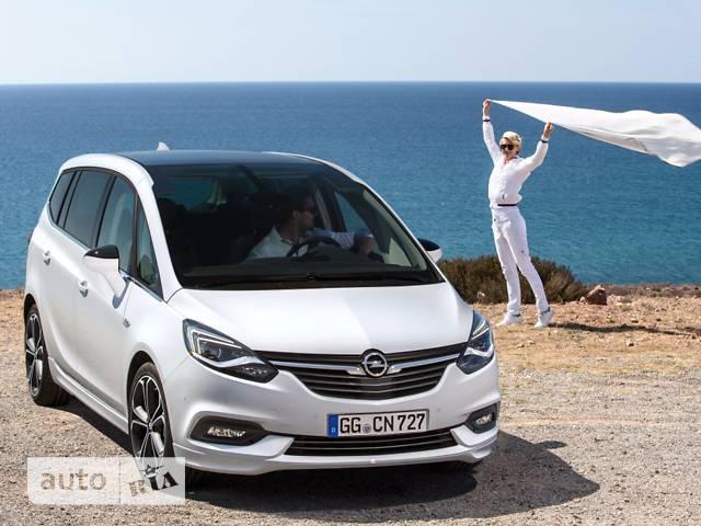 Opel Zafira 2.0D MT (170л.с.) Start/Stop Edition