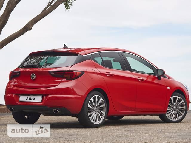 Opel Astra K 1.6D MT (110 л.с.) Start/Stop Innovation