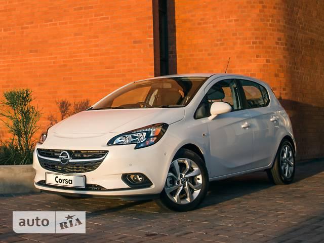 Opel Corsa 1.4 MT (150 л.с.) Start/Stop Enjoy