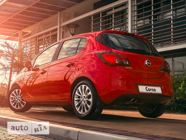 Opel Corsa 1.0Т МТ (90 л.с.)Start/Stop Active