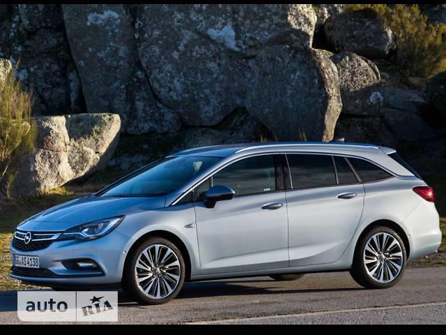 Opel Astra K 1.0 MT (105 л.с.) Start/Stop Enjoy