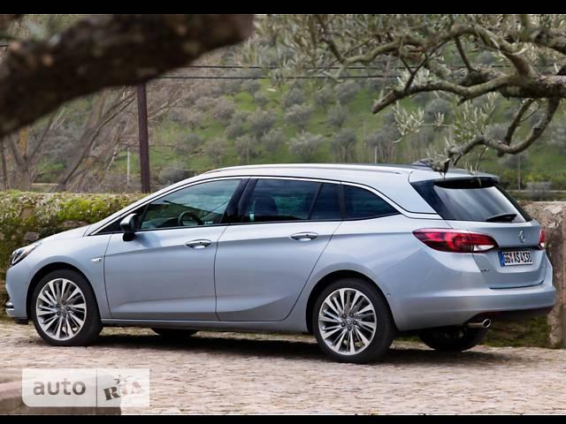 Opel Astra K 1.6 AT (200 л.с.) Start/Stop Innovation