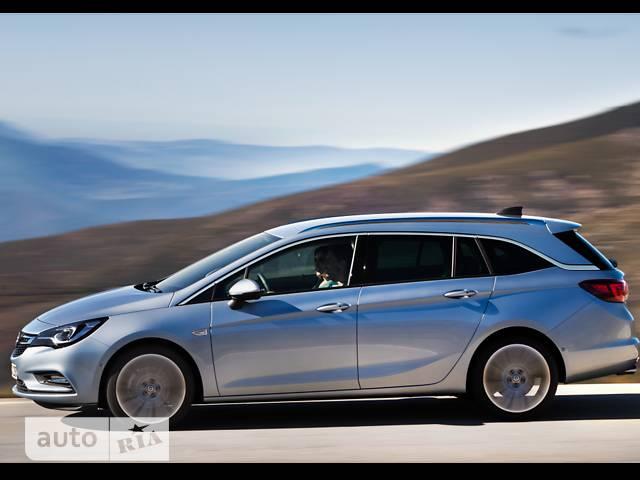 Opel Astra K 1.0 MTA (105 л.с.) Start/Stop Enjoy