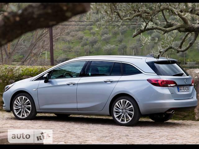 Opel Astra K 1.0 MTA (105 л.с.) Start/Stop Innovation