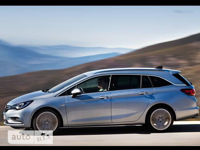 Opel Astra K 1.6D 5MT (110 л.с.)  Dynamic