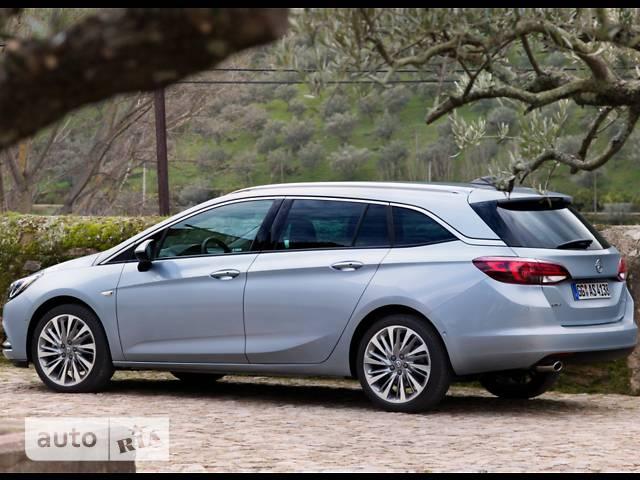 Opel Astra K 1.6D MT (110 л.с.) Start/Stop Selection