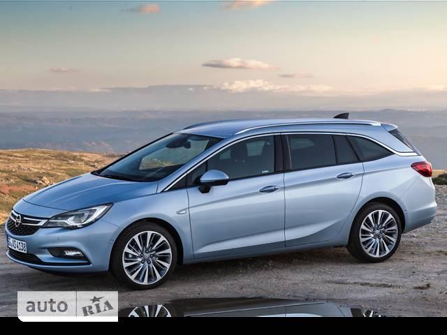 Opel Astra K 1.6D MT (110 л.с.) Start/Stop EcoFlex Dynamic