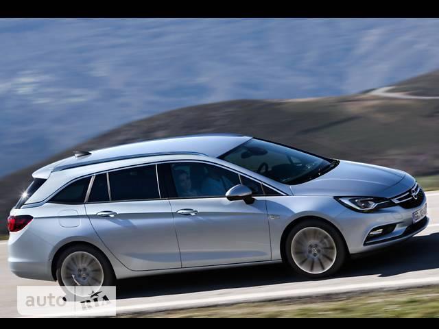Opel Astra K 1.4 MT (150 л.с.) Dynamic