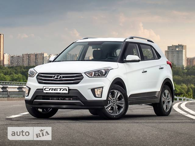 Hyundai Creta FL 1.6 DOHC AT (123 л.с.) 2WD Comfort