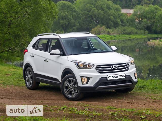Hyundai Creta FL 1.6 DOHC AT (123 л.с.) 2WD Comfort+