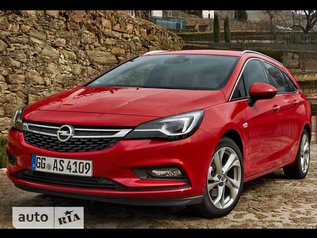 Opel Astra K 1.4 MT (150 л.с.) Start/Stop Innovation