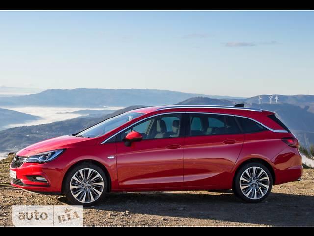 Opel Astra K 1.6D MT (136 л.с.) Start/Stop Innovation