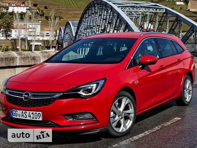 Opel Astra K 1.6D AT (136 л.с.) Start/Stop Dynamic