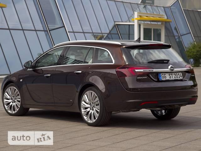 Opel Insignia 1.6D AT (136 л.с.) Active