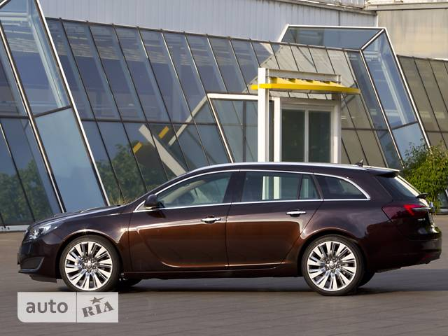Opel Insignia 1.6D MT (120 л.с.) Start/Stop Active