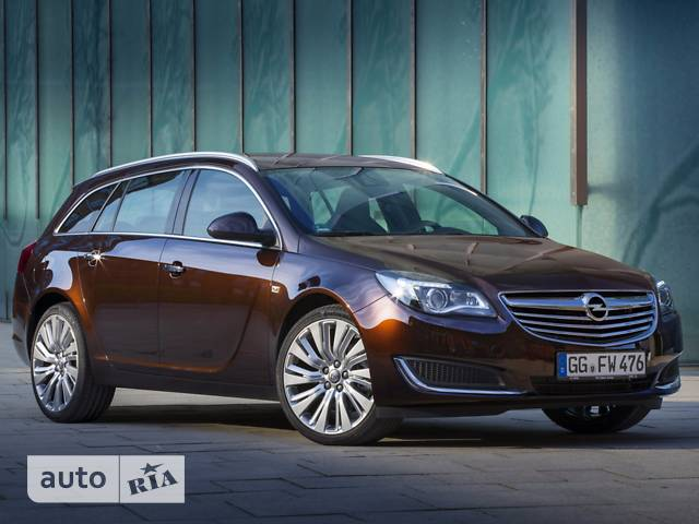 Opel Insignia 2.0 AT (250 л.с.) 4x4  Active