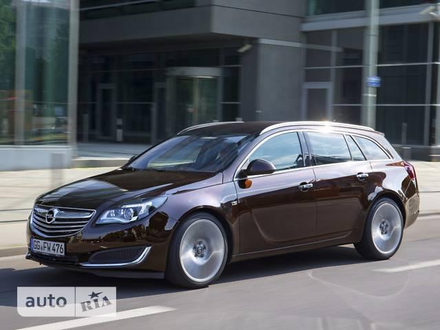 Opel Insignia 1.4 MT (140 л.с.) LPG Cosmo