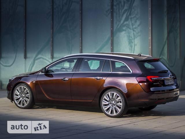 Opel Insignia 1.8 MT (140 л.с.)  Active