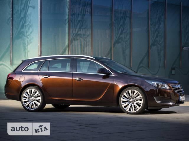 Opel Insignia 1.6D MT (136 л.с.) Start/Stop Cosmo