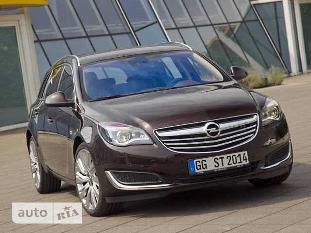Opel Insignia 2.0 AT (250 л.с.) 4x4  Cosmo