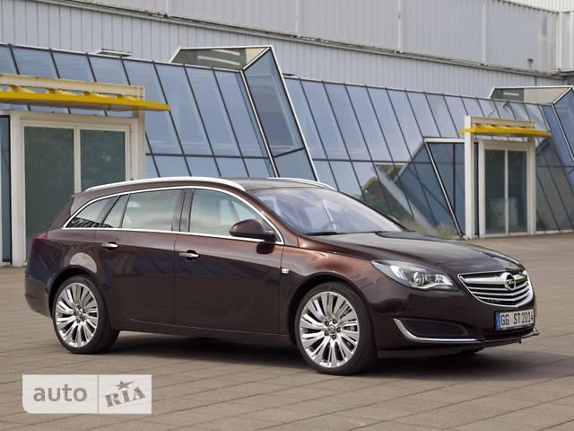 Opel Insignia 2.0D AT (170 л.с.)  Active