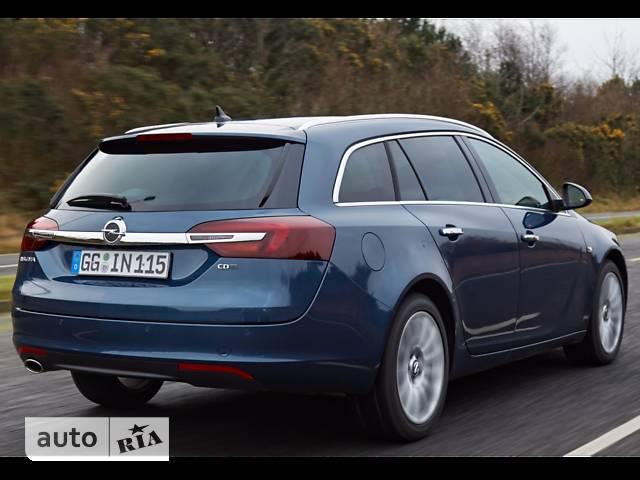 Opel Insignia 1.6D AT (136 л.с.) Edition