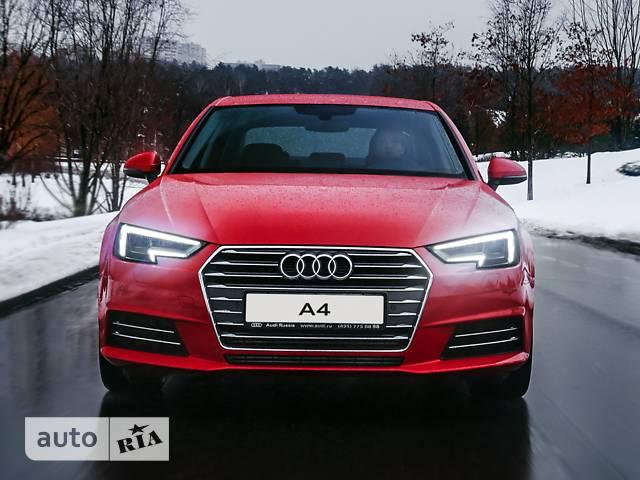 Audi A4 2.0 TDI S-tronic (190 л.с.) Sport
