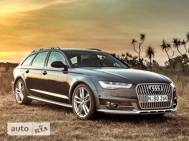 Audi A6 Allroad 3.0 TDI Tip-tronic (320 л.с.) Quattro