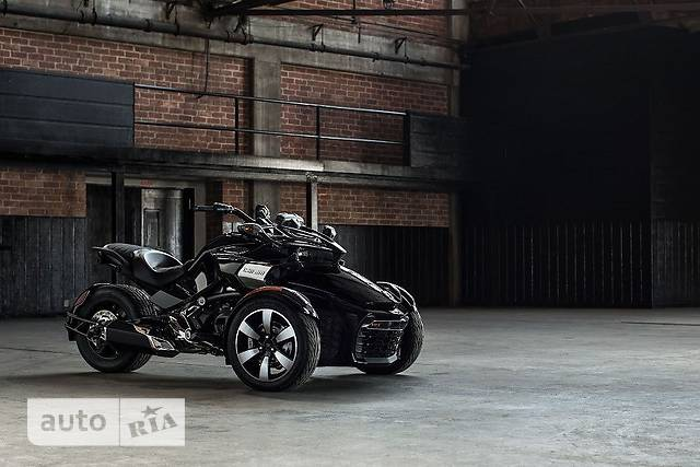 BRP Can Am Spyder F3-T SE6