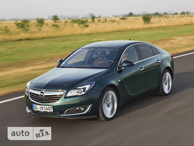Opel Insignia 1.6D MT (136 л.с.) Start/Stop ecoFLEX Base