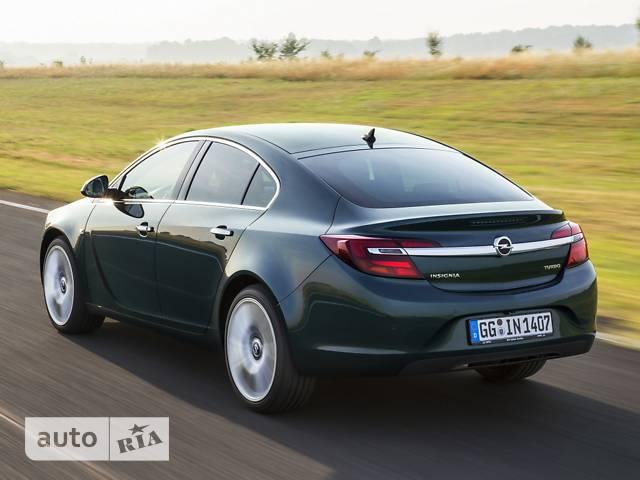 Opel Insignia 1.6D MT (136 л.с.) Start/Stop  Active