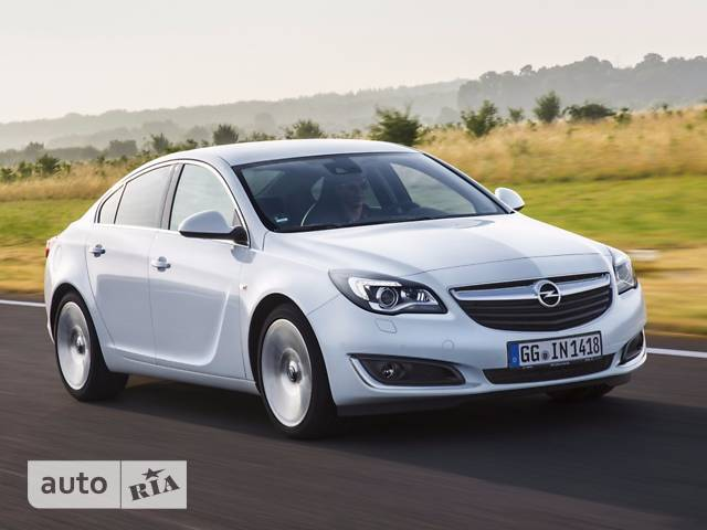 Opel Insignia 1.6D AT (136 л.с.)  Active