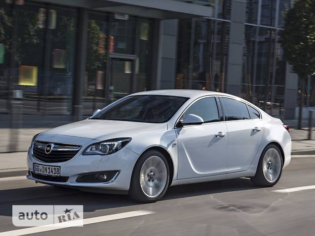 Opel Insignia 1.8 MT (140 л.с.)  Base